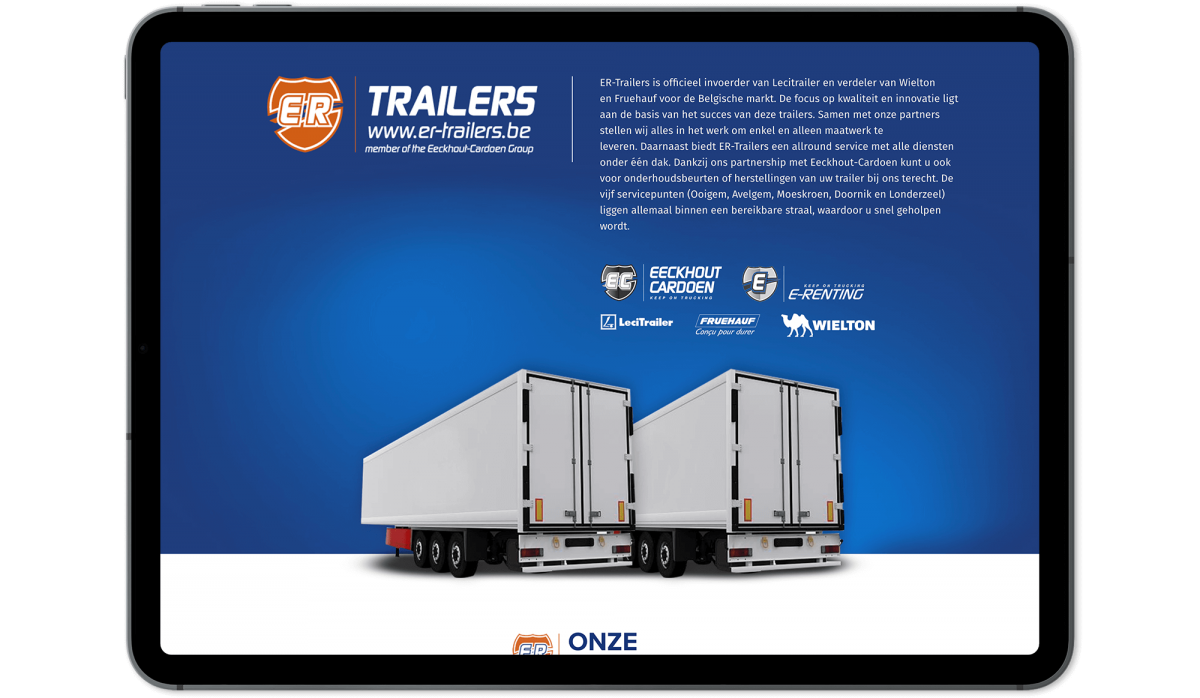 ER-trailers